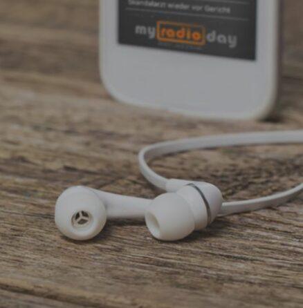 Radio Web App für Audio-Nachrichten
