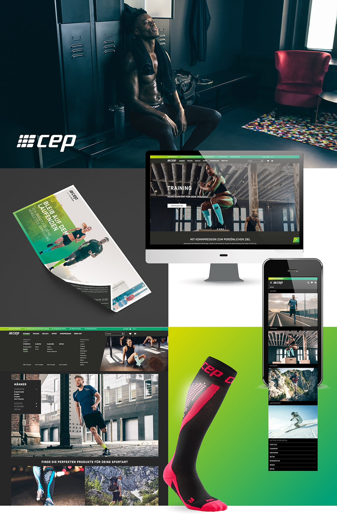 CEP Magento 2 Referenz   Online-Shop E-Commerce   igniti GmbH