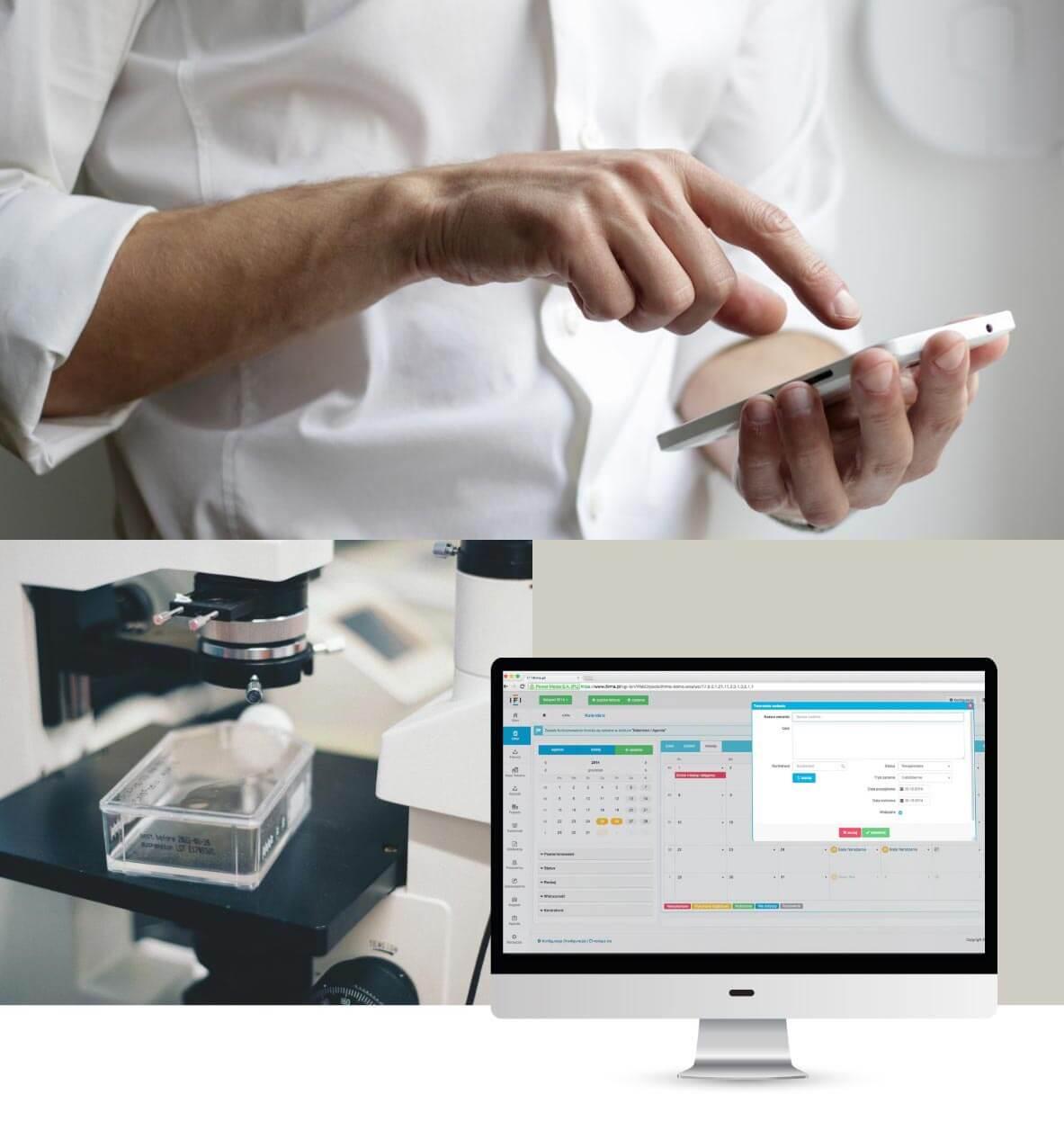 Softwareentwicklung für die Medizintechnik