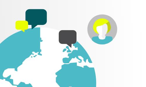 Magento Stores & Storeviews - Internationalisierung Weltkugel