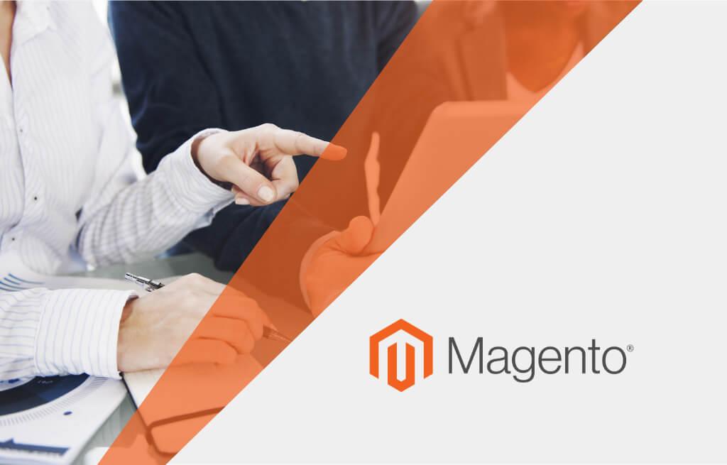 Magento 2 - Shopsystem für Ihren E-Commerce