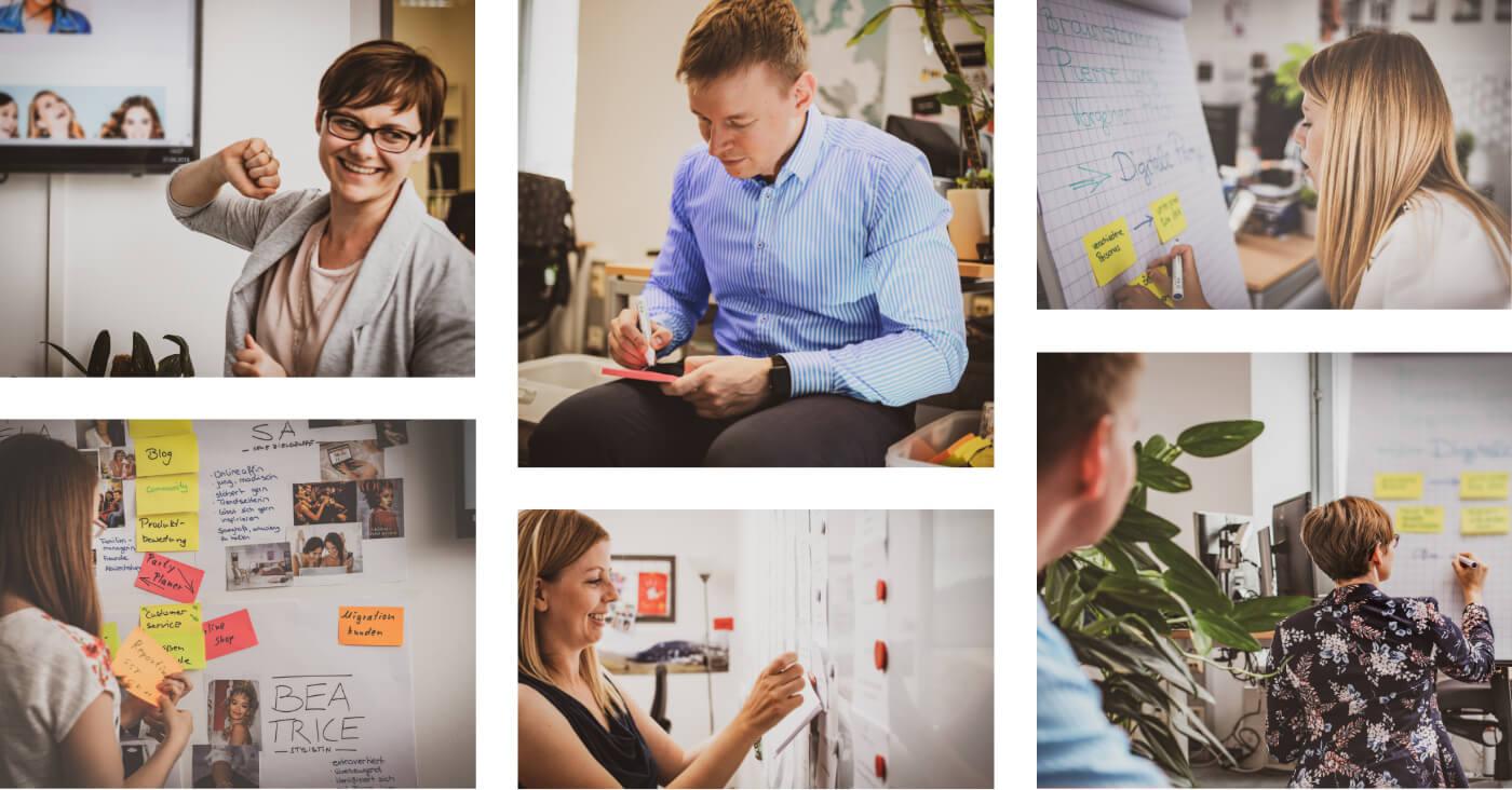 Projektalltag in der Agentur - klassisches und agiles Projektmanagement