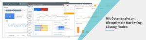 Datenanalysen für Digital Marketing