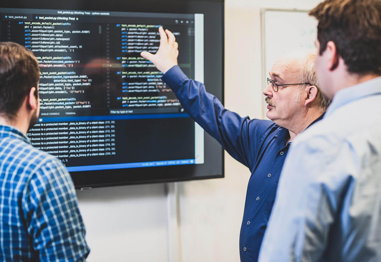 Individuelle Softwareentwicklung von der Digitalagentur igniti