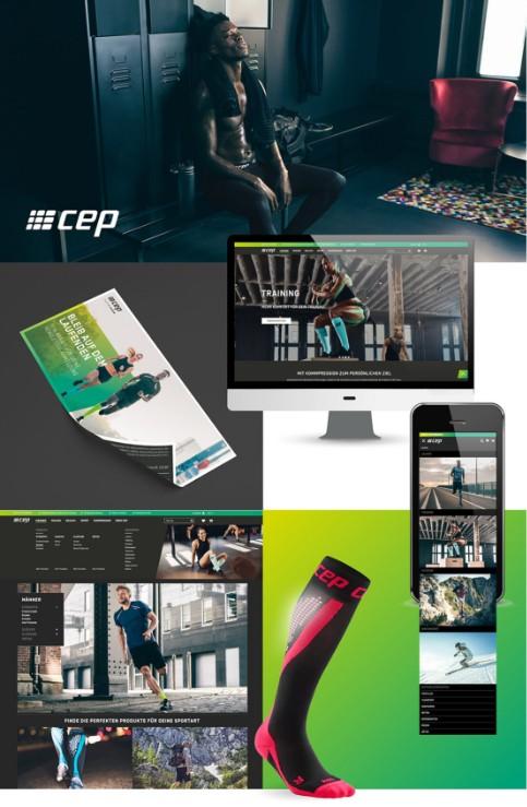 B2C Shop CEP Sports