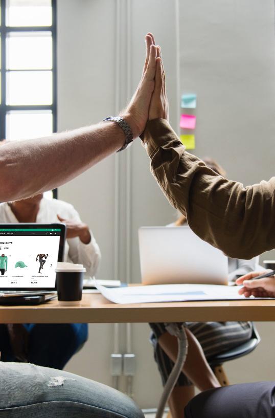 E-Commerce Agentur für Wartung und Support Ihrer Systeme