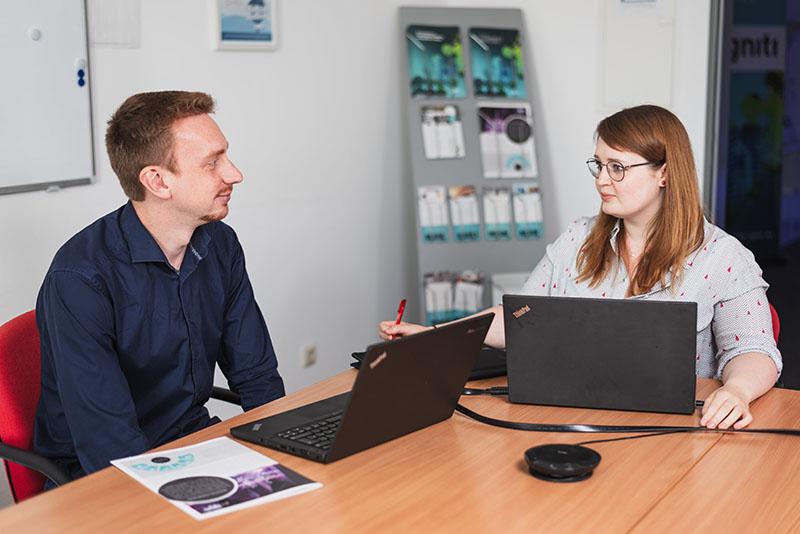 E-Commerce Studium an der FH Jena und in der E-Commerce Agentur igniti