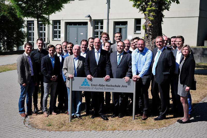 E-Commerce Studium - Stfitung für die FH Jena
