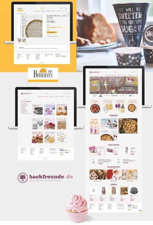 Shopsystem Auswahl für Ihren E-Commerce Shop