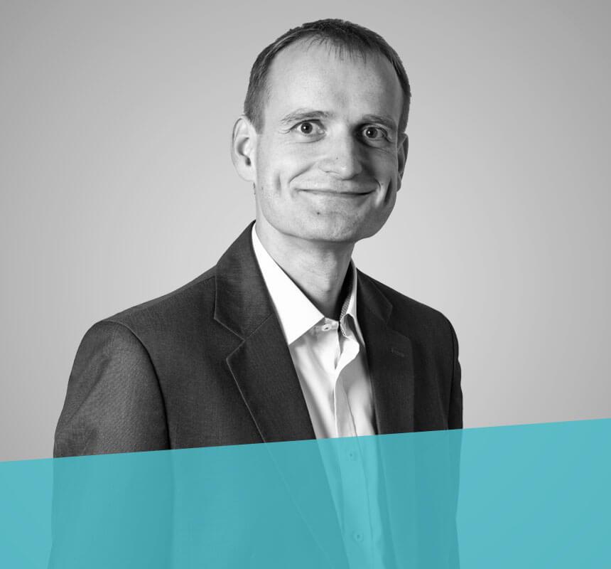 Frank Rub - Managing Director
