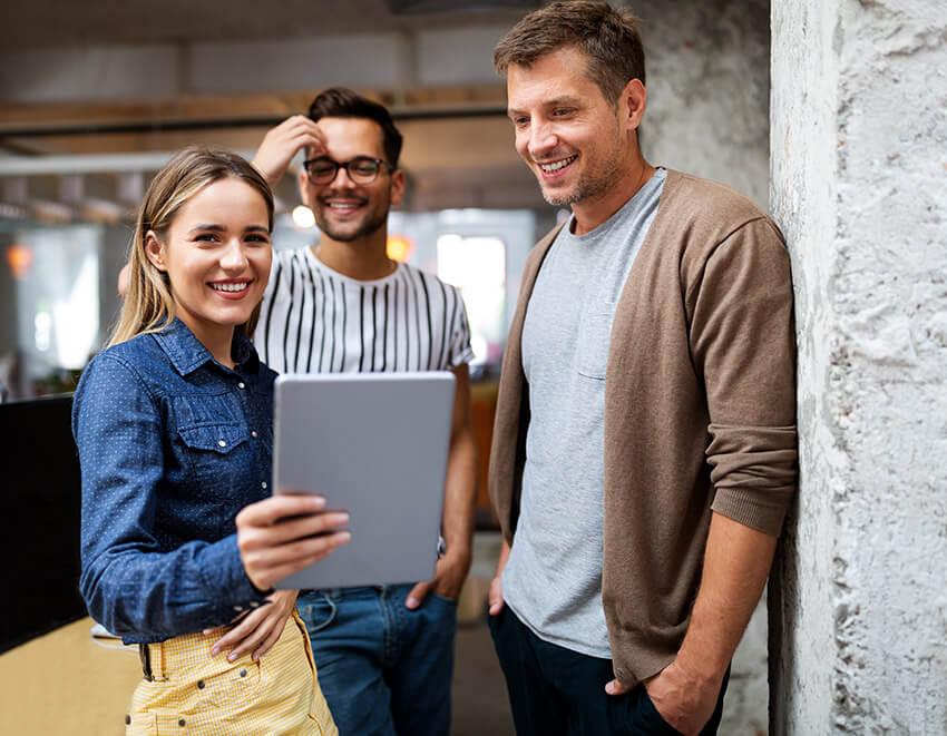 Jobs und Karriere in der igniti Digitalagentur
