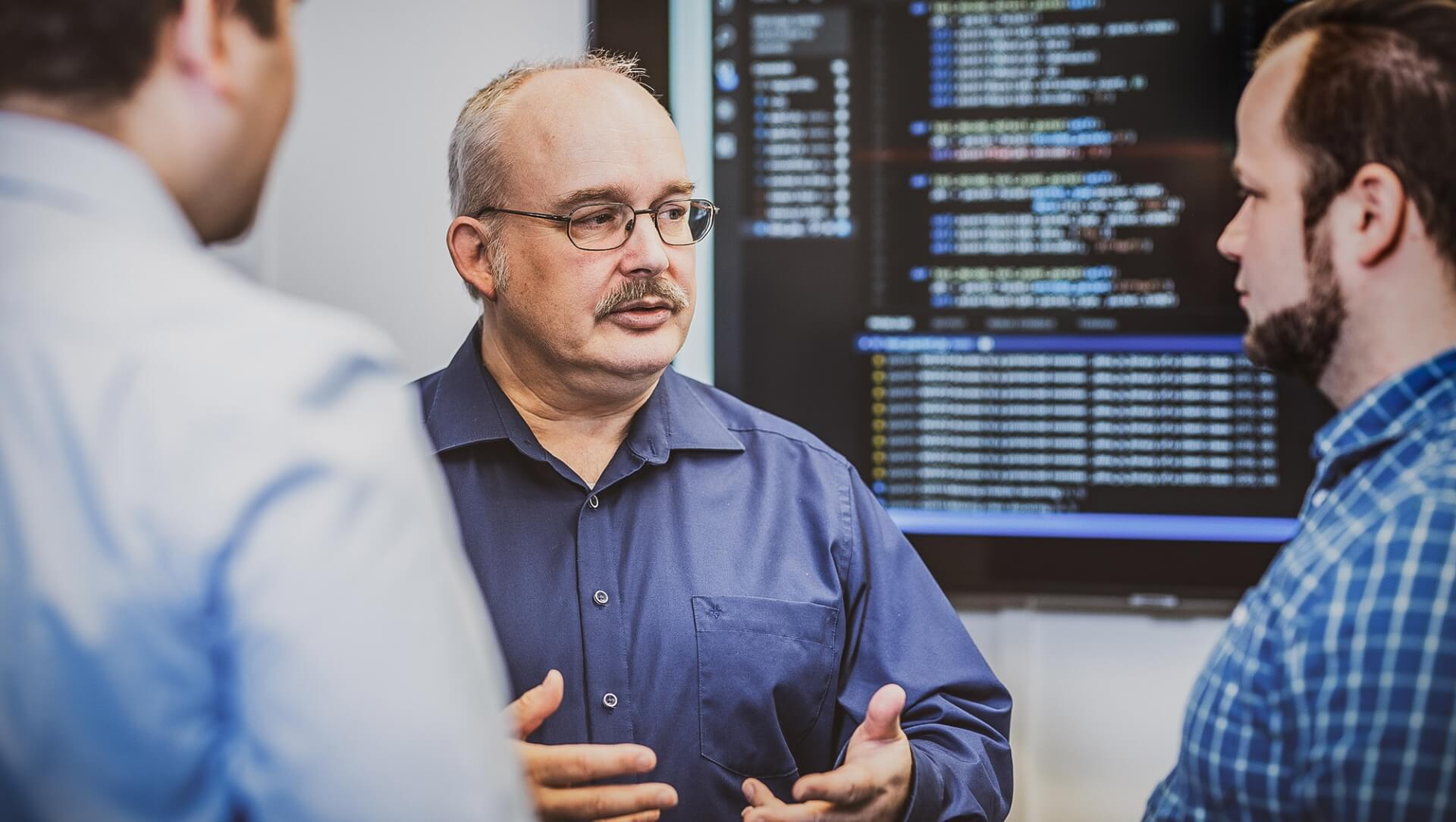 Werde IT-Administrator oder Qualitätsmanager - Jobs und Karriere in der Digitalagentur igniti