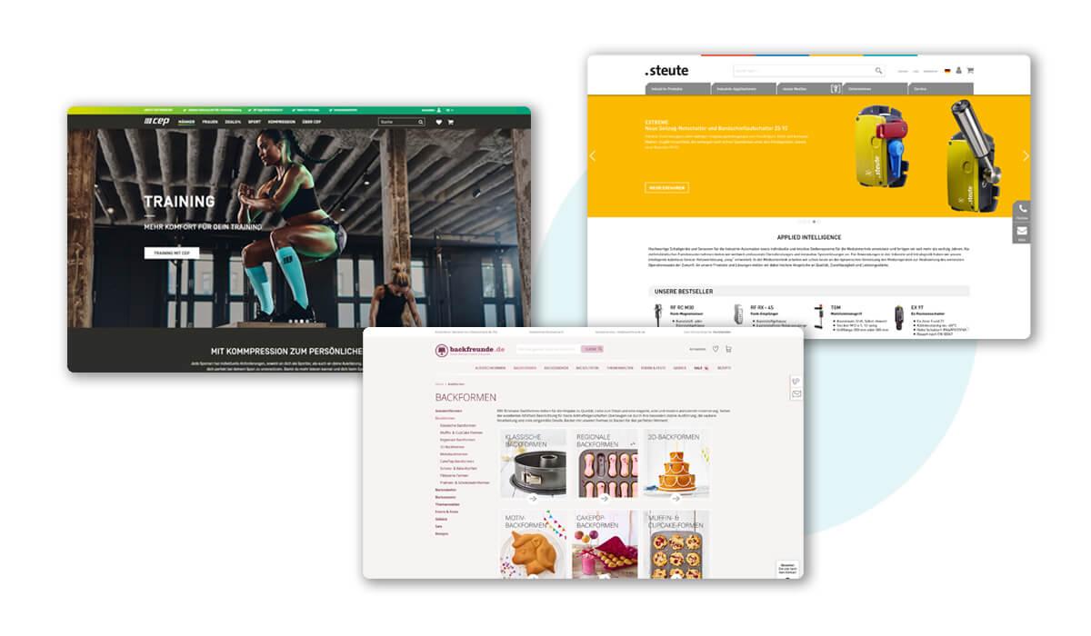 Magento Shop erstellen - Magento Agentur igniti