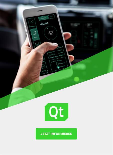 Qt das Software Framework für beeindruckende UX Benutzeroberflächen | igniti GmbH
